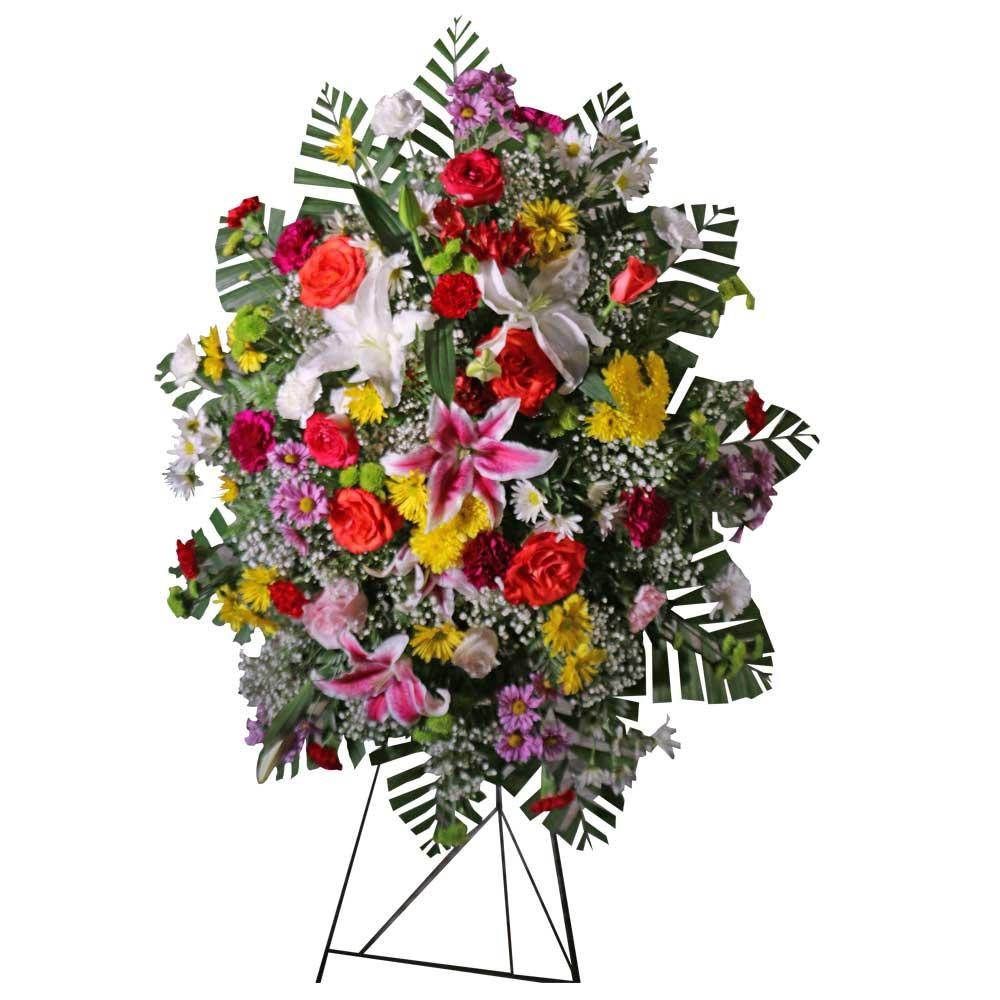 Flower Arrangements El Paso: Standing Spray 9